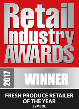 Retail Industry Awards 2017 Winner